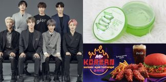 benci k-pop suka barangan ala korea