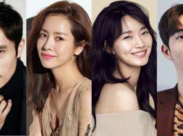 lee byunghun, shin mina, han jimin, nam joohyuk dan bae sungwoo berlakon drama here