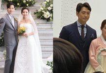 lee wan kahwin tetapi kim taehee yang dapat perhatian