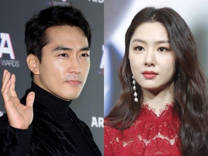seo jihye dan song seungheon shall we eat together?