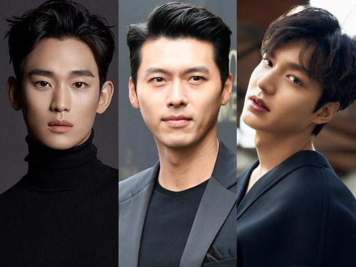 10 pelakon lelaki korea dengan bayaran tertinggi