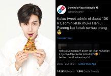 kim seonho domino's pizza