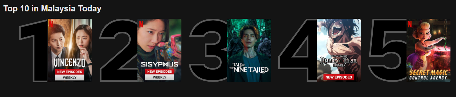 netflix tale of the nine tailed