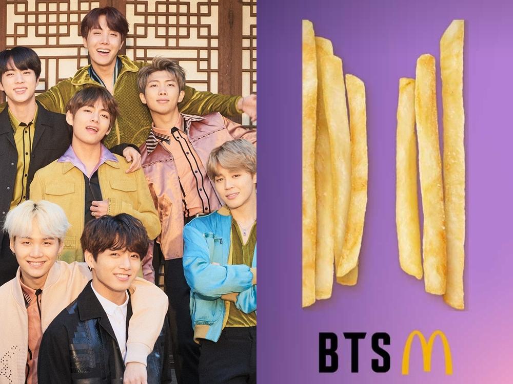McDonald's Lancar Kolaborasi Gabungan Menu Bersama BTS Di 50 Negara,  Malaysia Pun Ada!   KimchiDaily.my