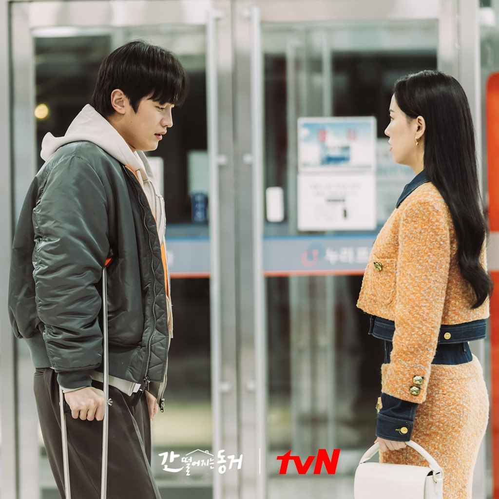 tvn my roommate is a gumiho