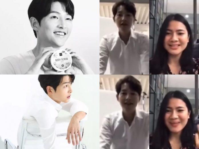 song joongki duta produk indonesia